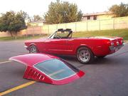 1966 FORD mustang Ford Mustang