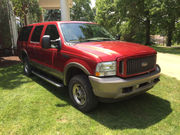 2004 Ford ExcursionEddie Bauer