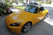 2009 Honda S2000Base Convertible 2-Door