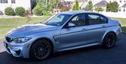 2016 BMW M3 1200 miles - U.S. Shipping Available