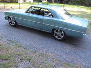 1966 Chevrolet Nova 2 dr hardtop